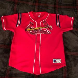 Authentic MLB Cardinals jersey